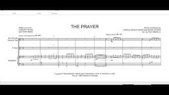 The Prayer by Carole Bayer Sager & David Foster (sax/horn duet)