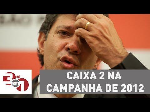 Polícia Federal Indicia Fernando Haddad Por Caixa 2 Na Campanha De 2012
