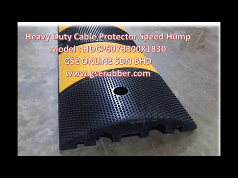 Heavy Duty Cable Speed Hump Malaysia