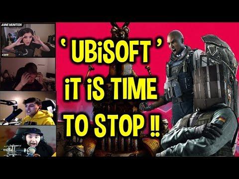 Why Siege Community Really Hates UBISOFT | Rainbow Six Siege - Burnt Horizon