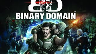 Binary Domain Collection Gameplay (PC)
