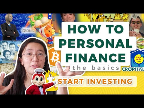 How to Start Investing for Students and Beginners Philippines (GROW MONEY) | Personal Finance 2020