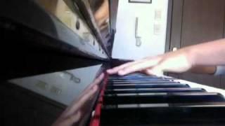 心太です。 尊敬するこまつさんの曲の耳コピ2曲目です。 ピアノは鍵盤が...