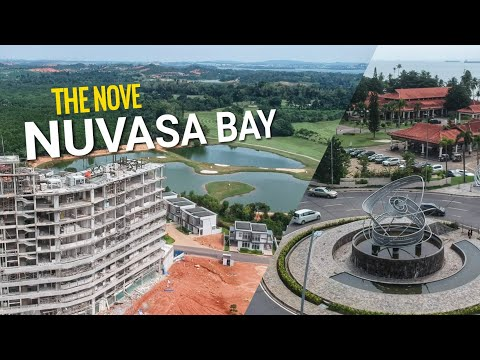 The NOVE NUVASA BAY Batam By Sinar Mas Land | The New Face of Batam - Wajah Baru Batam