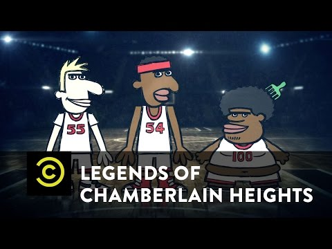Legends of Chamberlain Heights - Legends in Training