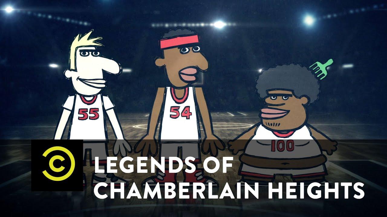 legends of chamberlain heights season 1 episode 9