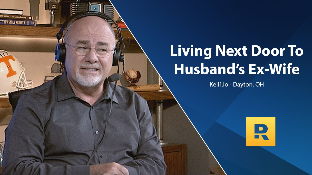 Living with ex husband