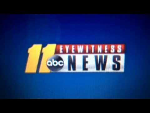 WTVD ABC 11 Eyewitness News at 11pm Sunday close February 28, 2016