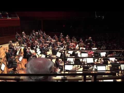 Brahms Symphony No.4, Movement II Clip, Philadelphia Orchestra, Yannick Nezet-Seguin, Conductor