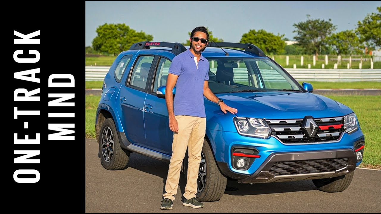 Flat Out with the Renault Duster 1.3L Turbo Petrol | Special Feature | Autocar India