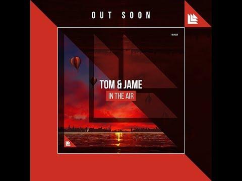 Tom & Jame - In The Air ( Vdj Kara Edit Video ) ( Mini Remix )