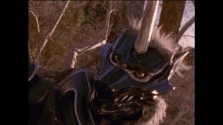 Power Rangers Wild Force - The Ancient Warrior - Zen-aku's Past