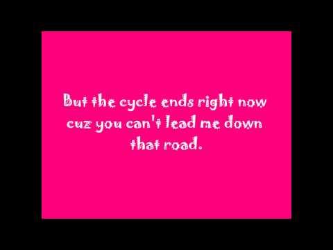Mean-Taylor Swift Lyrics Video