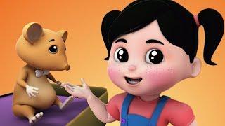 drei blinde Mäuse Kinderreime Ratte Reime für Kinder Kinder Song Three Blind Mice Kids Rhymes