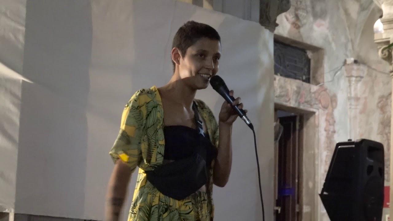 SLAM DAS MINAS RJ - Verão Para Todos os Corpos 2020 - Vencedora Ana Moura