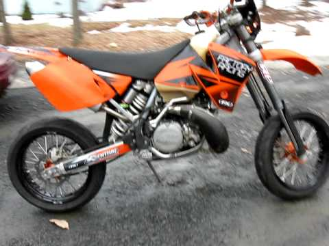 2002 ktm 250 exc supermoto youtube. Black Bedroom Furniture Sets. Home Design Ideas