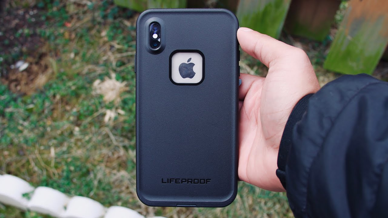 check out ed363 b1197 Lifeproof FRE iPhone XS Max Case Review/Unboxing