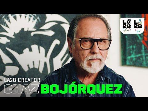 Chaz Bojórquez | LA28 Creator