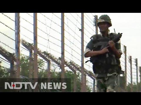 At Jammu And Kashmir Border, Round-The-Clock Vigilance After Uri Attack