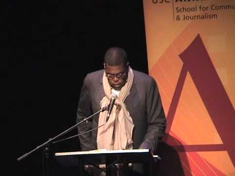 """The Role of the Critic"" - Hilton Als, staff writer and theater critic for The New Yorker"