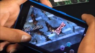 EmiPSX Emulator on Windows Phone