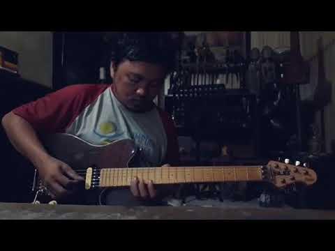 dimanakah kau berada - GIGI / guitar solo cover 1