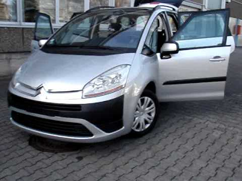 Citroen C4 Grand Picasso 1.6 HDI, 2007, Nice Condition, Export Price: 8150,- EUR