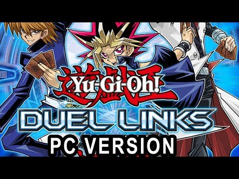 🔴 Let's Play Yu-Gi-Oh PC Steam Duel links! Part 1 Full Stream VOD