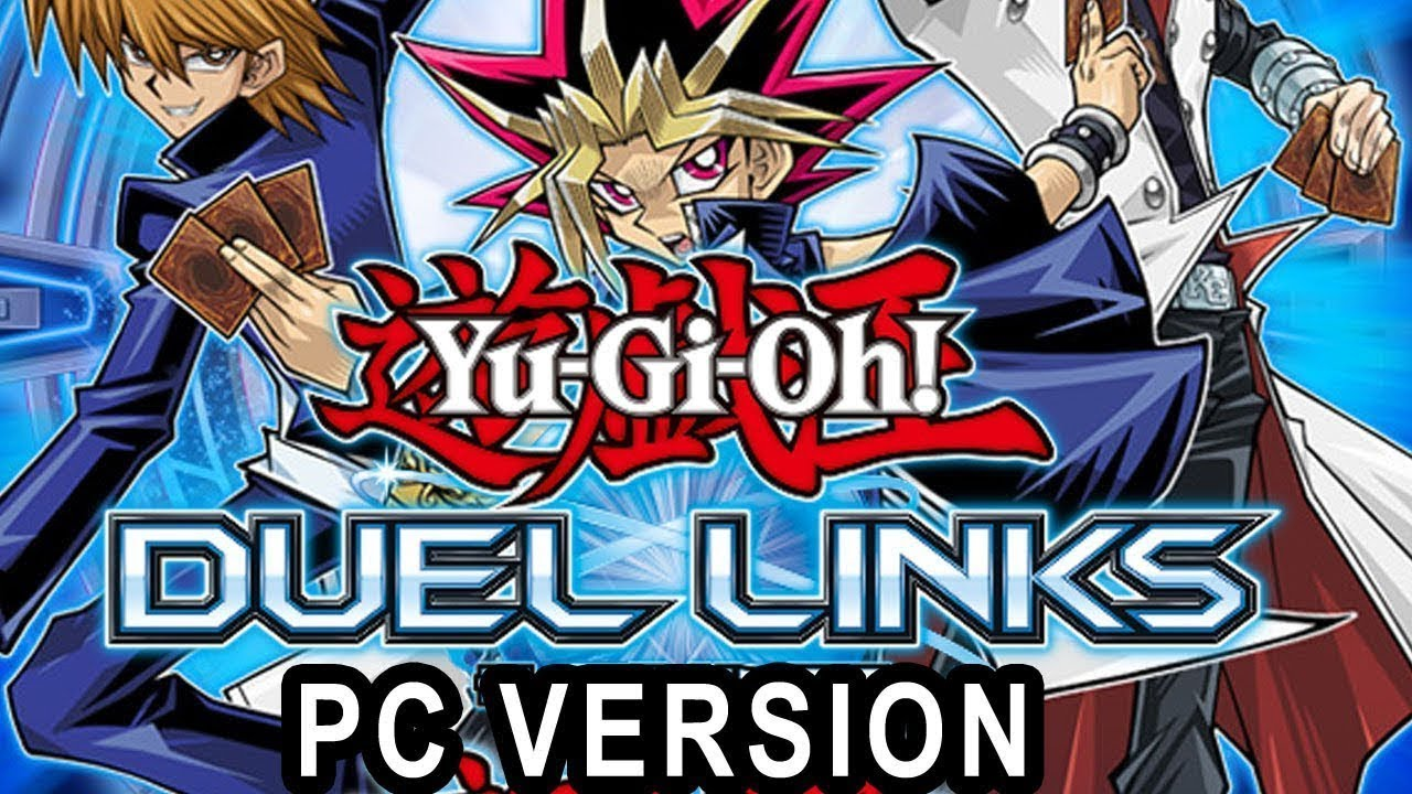 yu gi oh duel links download steam