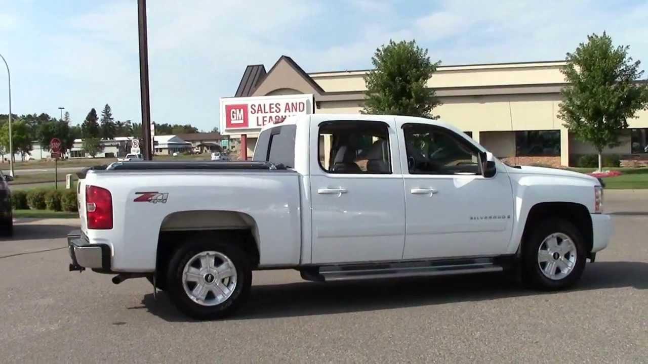 2008 Silverado 1500 Accessories >> 2008 Chevrolet Silverado 1500 LTZ Crew Cab 4WD - YouTube