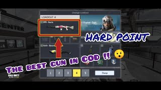 HARD POINT gameplay | TAKE OFF map | COD MOBILE