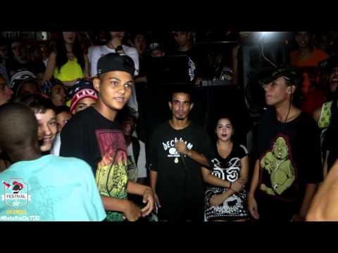 Mc JT X Mc Quintanilha   #BAtalhaDaTDD 113
