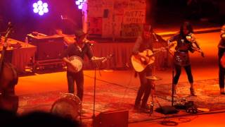 "Avett Brothers ""If You Got the Money, Honey"" Red Rocks, CO 07.13.14"