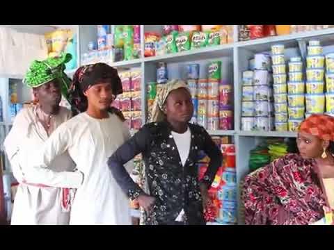 Download ADO GWANJA  Yan Daudu A kasuwa Short Comedy 2017