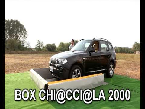 Box auto a scomparsa youtube for 2 aggiunta di box auto
