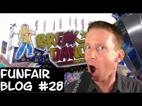 Break Dancer No 2 Dreher | Funfair Blog #28 [HD]