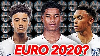 WHO WILL START FOR ENGLAND AT EURO 2020?