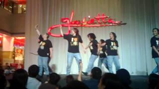 Request Crew Concert 9 @ Glorietta 5 Atrium