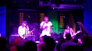 Blindside - There Must Be Something In The Water (Live 9-7-11 at Altar Bar in Pittsburgh)