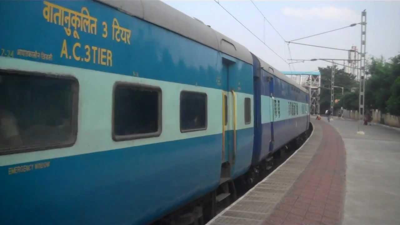 IRFCA: #12591 Gorakhpur-Bangalore SF Express