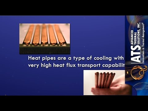 Heat Pipe Overview and Explanation