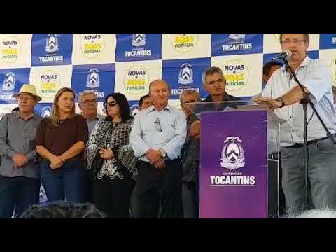 Em Araguaína-TO Marcelo sobe o tom e manda indireta