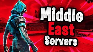 MIDDLE EAST SERVERS ARE FINALLY COMING! FORTNITE MIDDLE EAST SERVERS LEAKED