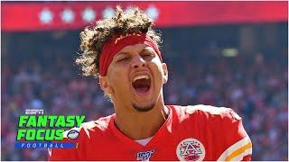 Fantasy Focus Live! Chiefs vs. Broncos preview