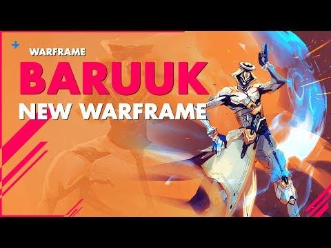 WF||   BARUUK - New Monk Warframe thumbnail