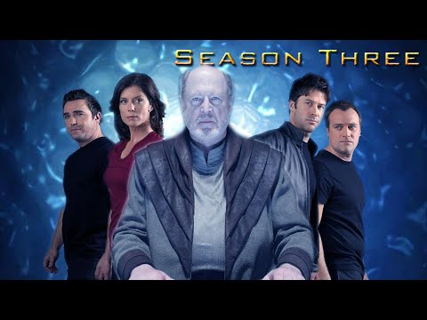 STARGATE ATLANTIS: Season Three (2006–2007) TRAILER