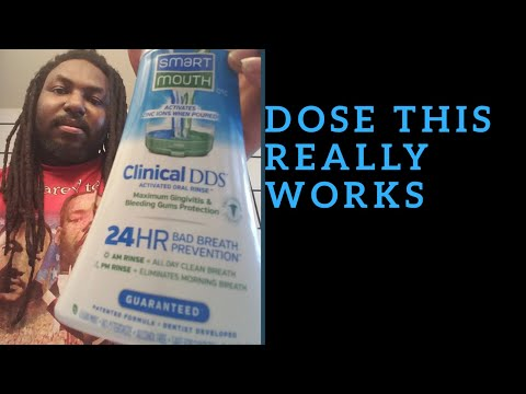 Smart Mouth Mouthwash Review