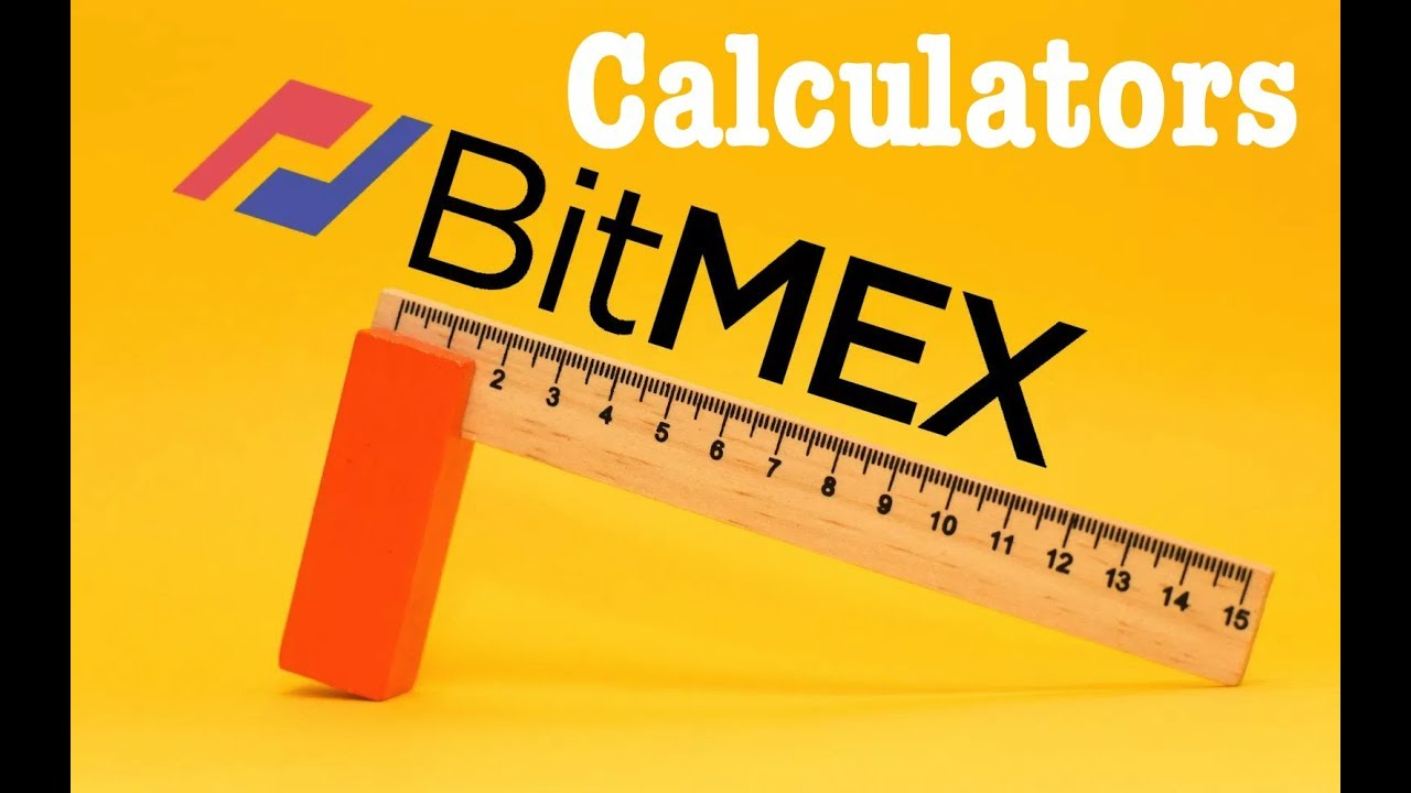 Bitmex Calculator