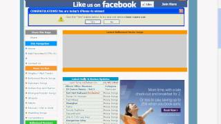 How to download latest bollywood Songs