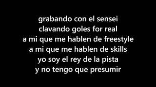 (LETRA) YSY A - Shaquille O'neal FREESTYLE